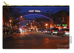 D8l353 Short North Arts District In Columbus Ohio Photo Carry-all Pouch