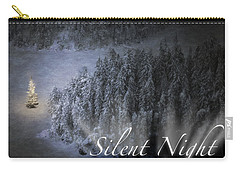Silent Night Carry-all Pouch