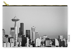 Skyline, Seattle, Washington State, Usa Carry-all Pouch