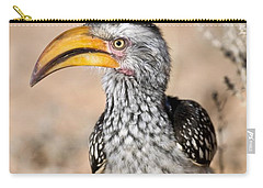 Southern Yellow-billed Hornbill Carry-all Pouch
