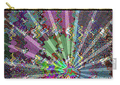 Sparkle Focus Graphic Chakra Mandala By Navinjoshi At Fineartamerica.com Fineart Posters N Pod Gifts Carry-all Pouch
