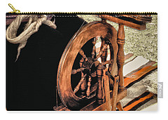 Spinning Wool Carry-all Pouch