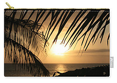 Carry-all Pouch featuring the photograph Spirit Of The Dance by Sharon Mau