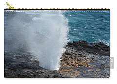 Spouting Horn Carry-all Pouch