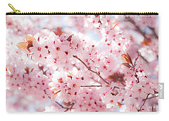 Carry-all Pouch featuring the photograph Spring by Roselynne Broussard