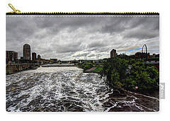 St Anthony Falls Carry-all Pouch