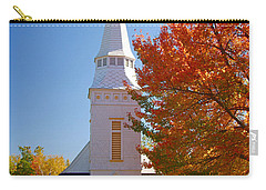St Matthew's In Autumn Splendor Carry-all Pouch