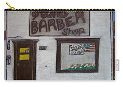 Stans Barber Shop Menominee Carry-all Pouch