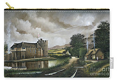 Stokesay Castle Carry-all Pouch