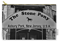 Stone Pony Carry-all Pouch by Paul Ward