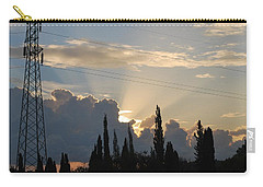 Sunrise Carry-all Pouch by George Katechis
