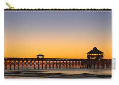 Sunrise Pier Carry-all Pouch