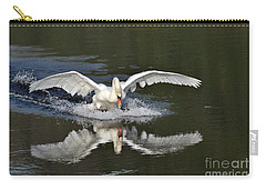 Swan Landing Carry-all Pouch