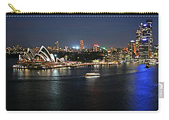 Sydney Harbor At Circular Quay Carry-all Pouch