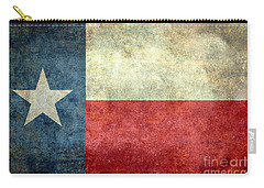 Texas The Lone Star State Carry-all Pouch