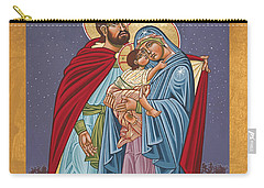 The Holy Family For The Holy Family Hospital Of Bethlehem 272 Carry-all Pouch