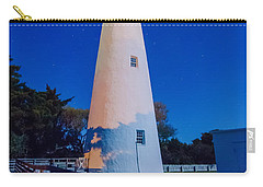 The Ocracoke Lighthouse On Ocracoke Island On The North Carolina Carry-all Pouch