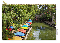 The River Walk Carry-all Pouch