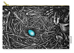 The Robin's Egg Carry-all Pouch