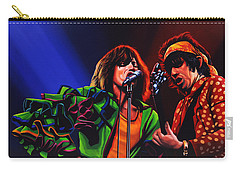 The Rolling Stones 2 Carry-all Pouch by Paul Meijering