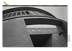 Carry-all Pouch featuring the photograph The United States Holocaust Memorial Museum by Cora Wandel