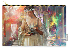 The Waiting Bride Carry-all Pouch