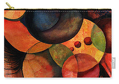 There Is One In Every Crowd Carry-all Pouch by Sam Sidders