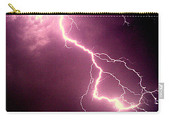 Lightning Carry-all Pouch by Salman Ravish