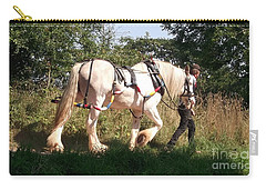 Tiverton Barge Horse Carry-all Pouch