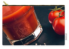 Tomato Juice Carry-all Pouch
