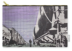 Train Graffiti  Carry-all Pouch