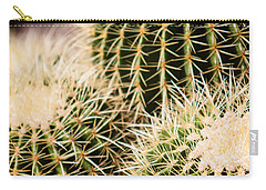 Triple Cactus Carry-all Pouch