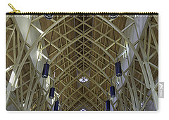 Trussed Arches Of Uf Chapel Carry-all Pouch