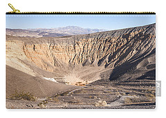 Ubehebe Crater Carry-all Pouch by Muhie Kanawati