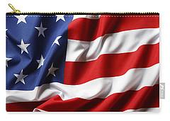 Usa Flag No.52 Carry-all Pouch