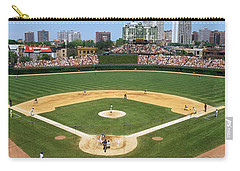 Usa, Illinois, Chicago, Cubs, Baseball Carry-all Pouch