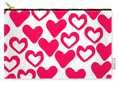 Romantic Carry-all Pouches