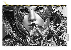 Venetian Mask Carry-all Pouch