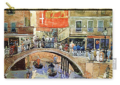 Venice Carry-all Pouch by Pg Reproductions