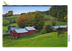 Vermont's Jenne Farm Carry-all Pouch by John Vose