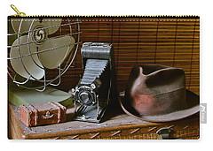 Vintage Vignette Carry-all Pouch