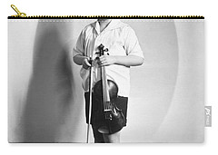 Violinist Yehudi Menuhin Carry-all Pouch