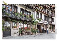 V.turnovo Old City Street View Carry-all Pouch