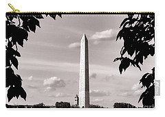 Majestic Washington Monument Carry-all Pouch
