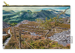 Welsh Mountains Carry-all Pouch