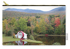 White Mountains Indian Head Nh Carry-all Pouch