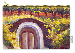 Wine Cave Carry-all Pouch