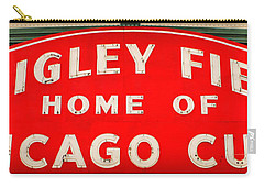 Wrigley Field Sign Carry-all Pouch