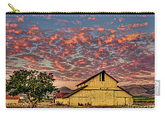 Yellow Barn Carry-all Pouch