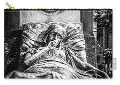 Cemetery Of Mantova Carry-all Pouch